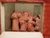 Документы, уничтоженные сотрудниками КГБ перед уходом из Литвы