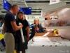 Покупатели в магазине IKEA в день открытия