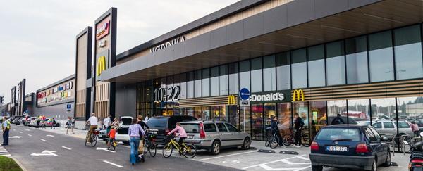 Торговый центр Nordika