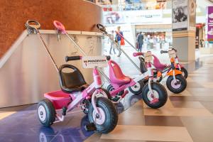 Велосипеды для походов по магазинам с ребенком