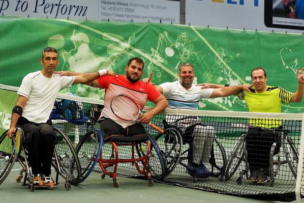 "Участники турнира ""Lithuanian Open 2016"""
